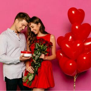 Aniversario y San Valentín