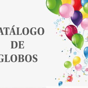 Catálogo de globos